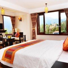 Sapa Elite Hotel 3* Стандартный номер с различными типами кроватей фото 10