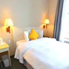 Soho Garden Hotel 2* Номер Делюкс с различными типами кроватей фото 12