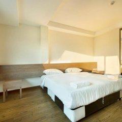 Milan Airport Hostel Бангкок комната для гостей фото 3