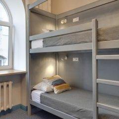 Hotel & Hostel Vstrechi na Arbate Номер с общей ванной комнатой с различными типами кроватей (общая ванная комната) фото 8