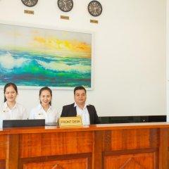 Отель Homestead Phu Quoc Resort интерьер отеля фото 2