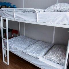 Хостел Европа Кровать в общем номере с двухъярусной кроватью фото 12
