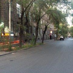 VAN Hotel Ереван парковка