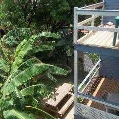 Отель The Gardens Utila Гондурас, Остров Утила - отзывы, цены и фото номеров - забронировать отель The Gardens Utila онлайн балкон
