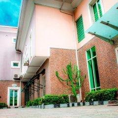 Отель Villa Angelia Boutique Лагос парковка