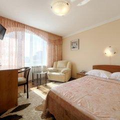 Гостиница «Барнаул» 3* Стандартный номер с различными типами кроватей