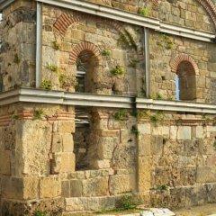 Yeni Umut Pansiyon Турция, Сиде - отзывы, цены и фото номеров - забронировать отель Yeni Umut Pansiyon онлайн балкон