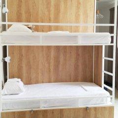 Inhawi Hostel Кровать в общем номере с двухъярусной кроватью фото 7