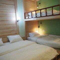 Отель The Luna 2* Стандартный семейный номер разные типы кроватей