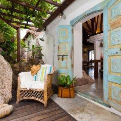 Отель Cape Shark Pool Villas 4* Вилла Делюкс с различными типами кроватей фото 15