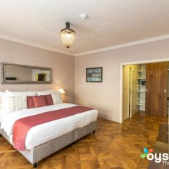 Отель Golden Key 4* Улучшенный номер с различными типами кроватей фото 9