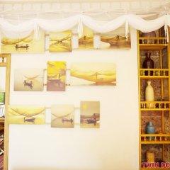 Vinh Hung Library Hotel 3* Улучшенный номер фото 4