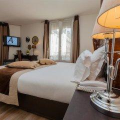 Отель Atelier Montparnasse Hôtel 3* Стандартный номер с различными типами кроватей фото 3
