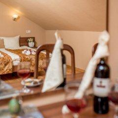 Hotel & SPA Restaurant Pysanka 3* Стандартный номер с различными типами кроватей фото 11
