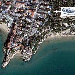 Отель Rentalmar Salou Pacific Испания, Салоу - 3 отзыва об отеле, цены и фото номеров - забронировать отель Rentalmar Salou Pacific онлайн пляж
