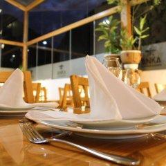 Hotel Waman питание фото 2