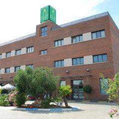 Hotel Puerta Guadalajara 3* Стандартный номер с разными типами кроватей фото 5