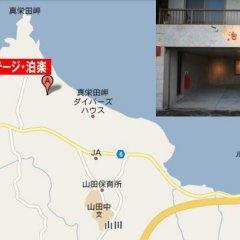Отель Cottage Hakuraku Центр Окинавы городской автобус