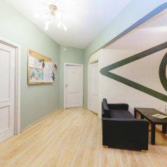 Мини-Отель Компас Кровать в мужском общем номере с двухъярусной кроватью фото 9