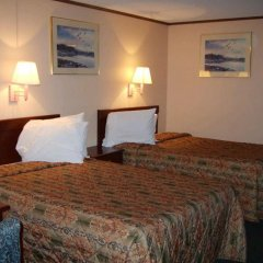Отель Knights Inn Columbus East 3* Стандартный номер фото 2