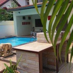 Отель Baan ViewBor Pool Villa 3* Вилла с различными типами кроватей фото 27