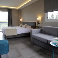 Hotel Palmyra Beach 4* Стандартный семейный номер с двуспальной кроватью фото 4
