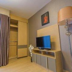 Отель Like Sukhumvit 16 4* Улучшенный номер фото 8