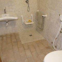 Отель Agriturismo Pompagnano Италия, Сполето - отзывы, цены и фото номеров - забронировать отель Agriturismo Pompagnano онлайн ванная фото 2