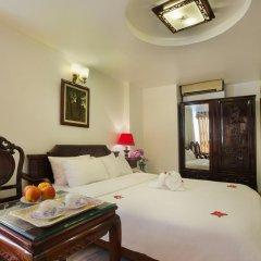 Отель Hanoi 3B 3* Номер Делюкс фото 5