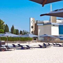 Гостиница SunRay пляж