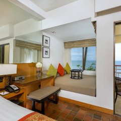 Отель Outrigger Laguna Phuket Beach Resort комната для гостей фото 4