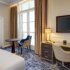 Отель Hilton London Euston 4* Стандартный номер с различными типами кроватей фото 3