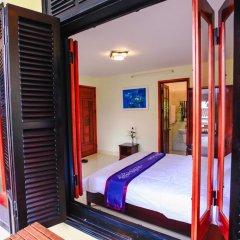 Отель Harmony Homestay 3* Номер Делюкс с различными типами кроватей фото 3