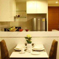 Апартаменты GM Serviced Apartment Бангкок питание фото 2