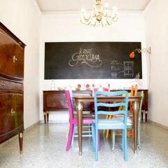 Отель Casa Grandma Лечче питание