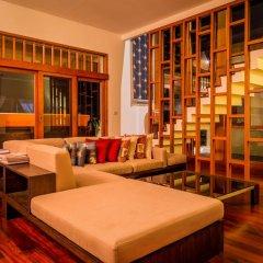 Отель Villa Salika гостиничный бар