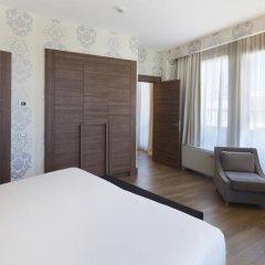 Отель NH Collection Milano President 5* Полулюкс с различными типами кроватей фото 8