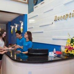 Отель Hanoi Friends Inn & Travel 2* Улучшенный номер с различными типами кроватей фото 3