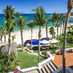 Отель Villa Pacifica Palmilla Мексика, Сан-Хосе-дель-Кабо - отзывы, цены и фото номеров - забронировать отель Villa Pacifica Palmilla онлайн пляж фото 2