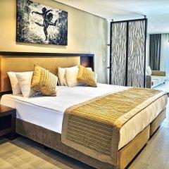 Отель KAIRABA Bodrum Princess & Spa комната для гостей фото 4