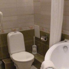Гостиница Центральная ванная фото 2