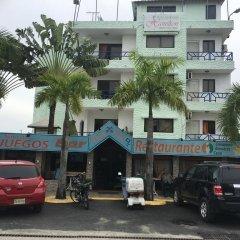 Отель Hamilton Доминикана, Бока Чика - отзывы, цены и фото номеров - забронировать отель Hamilton онлайн парковка