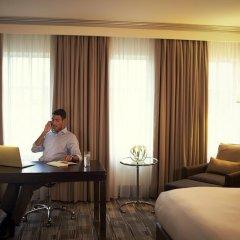 Отель Crowne Plaza Cleveland South-Independence 3* Стандартный номер с различными типами кроватей фото 3