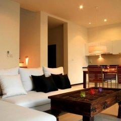 Отель Two Villas Holiday Oxygen Style Bangtao Beach 4* Вилла с различными типами кроватей фото 18