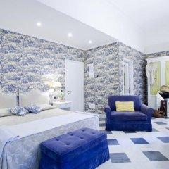 Отель Alloro B&B 3* Стандартный номер с двуспальной кроватью