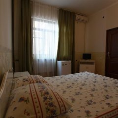 Гостиница Ostrov Sochi Стандартный семейный номер с двуспальной кроватью