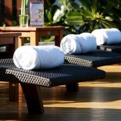 Отель Hi Residence Bangkok Таиланд, Бангкок - отзывы, цены и фото номеров - забронировать отель Hi Residence Bangkok онлайн фитнесс-зал фото 3