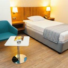 Fesa Business Hotel 4* Стандартный номер с двуспальной кроватью фото 7