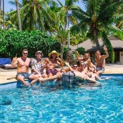 Отель Plantation Island Resort Фиджи, Остров Малоло-Лайлай - отзывы, цены и фото номеров - забронировать отель Plantation Island Resort онлайн детские мероприятия фото 2