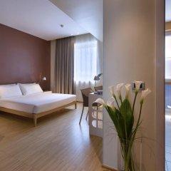 Best Western Plus Hotel Bologna 4* Стандартный номер с различными типами кроватей фото 5